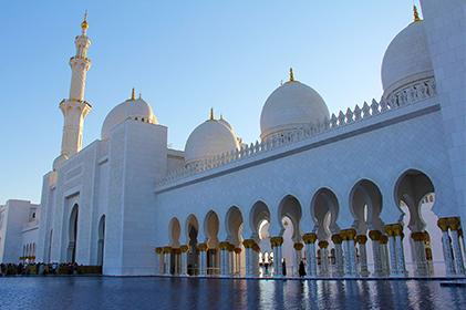 ทัวร์ Dubai Grand Mosque 5 วัน 3 คืน โดยสายการบินเอมิเรตส์ (EK)