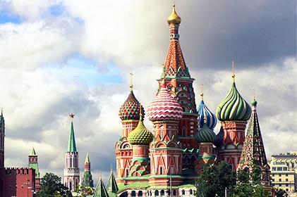 ทัวร์ CLASSIC RUSSIA รัสเซีย มอสโคว์ - เซนต์ปีเตอร์สเบิร์ก 7 วัน 5 คืน โดยสายการบินไทย [TG]