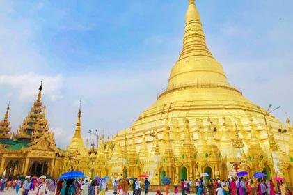 ทัวร์ พม่า มหาบุญบารมี 9 วัด 2 วัน 1 คืน โดยสายการบินนกแอร์ (DD)