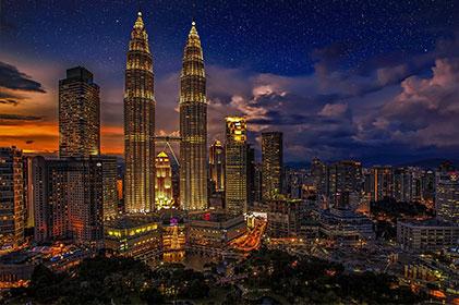 ทัวร์ MALAYSIA HOT PROMOTION 3 วัน 2 คืน โดยสายการบินมาเลเซียแอร์ไลน์ (MH)
