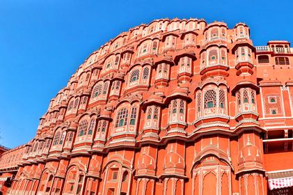 ทัวร์ อินเดีย รักนิรันดร์ ทัชมาฮาล ชัยปุระ นครสีชมพู 5 วัน 2 คืน BY (XW)