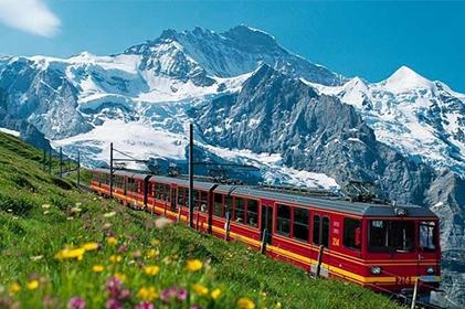 ทัวร์ GREENERY AND SNOWY SWITZERLAND สวิตเซอร์แลนด์ 8 วัน 5 คืน โดยสายการบินไทย (TG)
