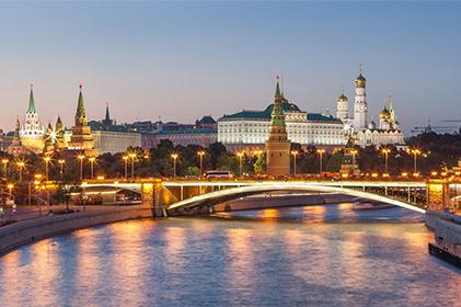 ทัวร์ รัสเซีย in Train [มอสโคว์ - ซาร์กอร์ส - เซนต์ปีเตอร์สเบิร์ก] 8 วัน 5 คืน โดยสายการบินเอมิเรตส์ [EK]