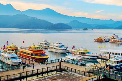 ทัวร์ TAIWAN SAY HI ทะเลสาบสุริยันจันทรา 5 วัน 3 คืน BY (XW)