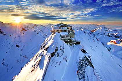 ทัวร์ CHILL OUT AT SCHILTHORN อิตาลี สวิตเซอร์แลนด์ ฝรั่งเศส 8 วัน 5 คืน โดยสายการบินไทย (TG)