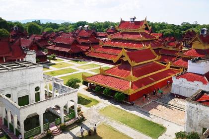 ทัวร์ พม่า เที่ยววัด ชมวัง มัณฑะเลย์ พุกาม 4 วัน 3 คืน โดยสายการบินบางกอกแอร์เวย์ (PG)