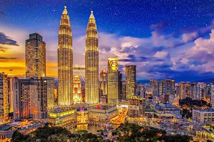 เทศกาลปีใหม่  MALAYSIA HOT PROMOTION 3 วัน 2 คืน โดยสายการบินมาเลเซียแอร์ไลน์ (MH)