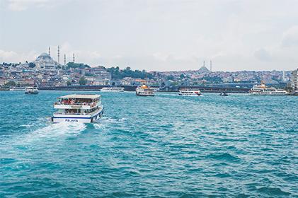 ทัวร์ตุรกี MY NAME IS TURKEY  10 วัน 7 คืน โดยสายการบินมาฮานแอร์ (W5)
