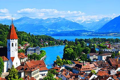 ทัวร์อิตาลี สวิตเซอร์แลนด์ ดาวหลงฟ้า ภูผา กลาเซียร์ 7 DAYS 4 NIGHTS โดยสายการบินเอมิเรตส์ [EK]
