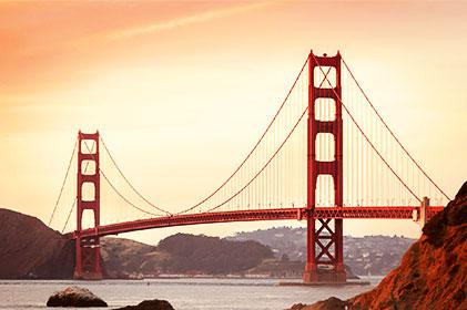 ENJOY WEST USA อเมริกาตะวันตก ลอสแอนเจลิส ลาสเวกัส ซานฟรานซิสโก 8 DAYS 5 NIGHTS  โดยสายการบิน แอร์ไชนา (CA)