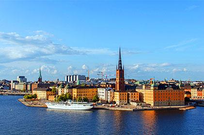 ทัวร์สแกนดิเนเวีย สวีเดน นอร์เวย์ เดนมาร์ก 7 วัน 4 คืน