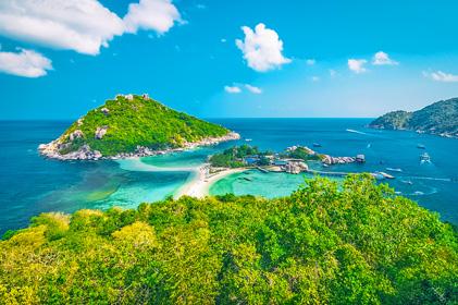 แพ็กเกจ One Day TRIP เกาะเต่า-เกาะนางยวน-เกาะพะงัน
