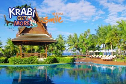 แพ็กเกจ กระบี่ Sofitel Krabi Phokeethra Golf & Spa Resort 3 วัน 2 คืน สายการบินไทยสมายล์ WE (Krabi Get More)