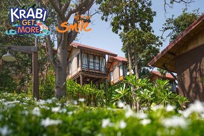 แพ็กเกจ กระบี่ Alama Sea Village Resort 3 วัน 2 คืน สายการบินไทยสมายล์ WE (Krabi Get More)